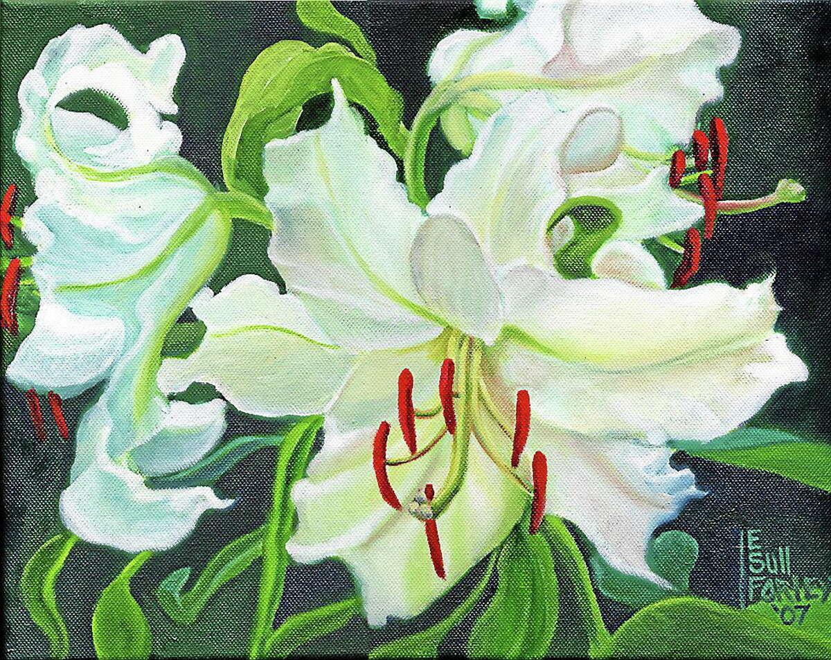 """Farley: """"Casa Blanca Lilies."""""""