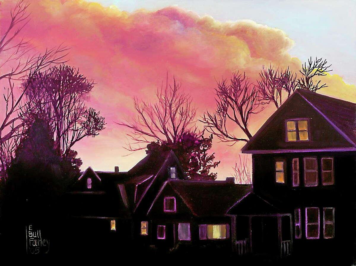 """Ellen Sullivan Farley's """"Twilight."""""""