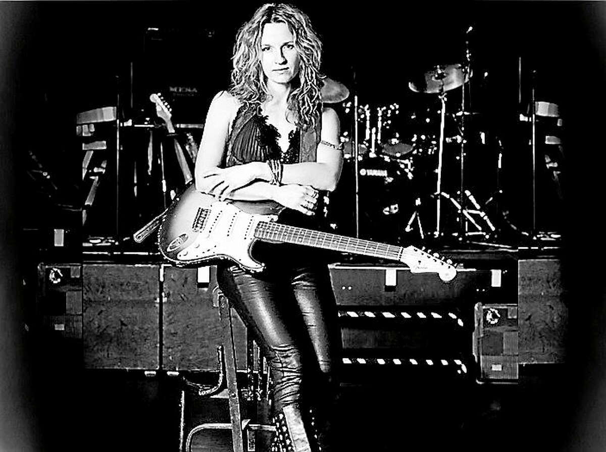 Submitted photo - Ana Popovic Ana Popovic is bringing her musical style to Infinity Music Hall in Norfolk on April 5.