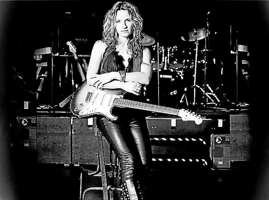 Submitted photo - Ana Popovic Ana Popovic is bringing her musical style to Infinity Music Hall in Norfolk on April 5. Photo: Journal Register Co.
