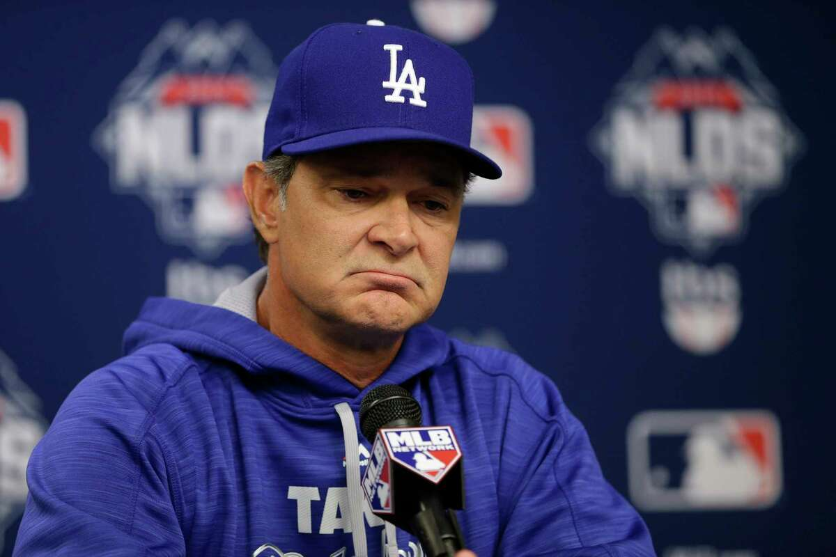 Don Mattingly is out as manager of the Los Angeles Dodgers.