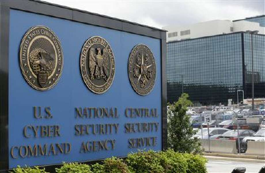The National Security Agency campus in Fort Meade, Md. Photo: AP / AP