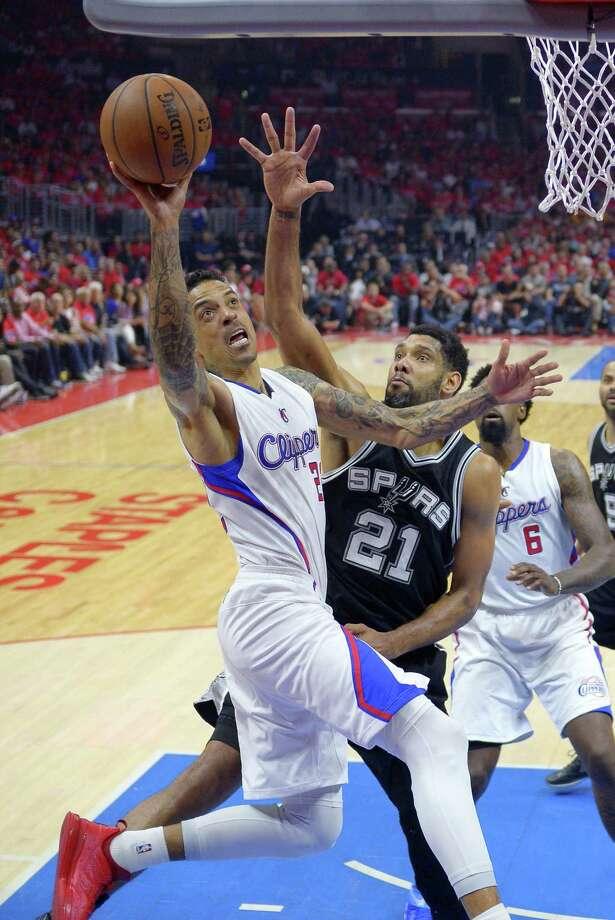 The Memphis Grizzlies acquired Matt Barnes from the Charlotte Hornets for guard Luke Ridnour. Photo: Mark J. Terrill — The Associated Press File Photo  / AP