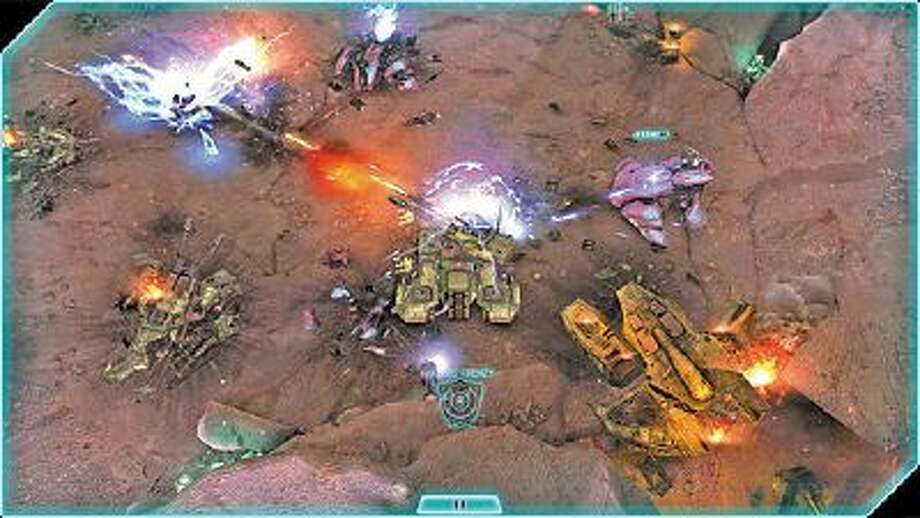 Vehicle combat plays a major role in fighting off Covenant forces.