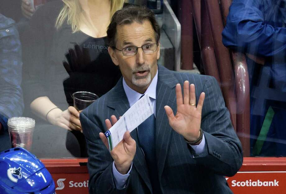After an 0-7 start, the Columbus Blue jackets fired coach Todd Richards and replaced him with John Tortorella on Wednesday. Photo: Darryl Dyck — The Canadian Press  / The Canadian Press
