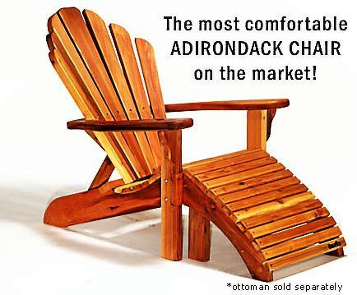 Baldwin Furniture of Middletown is best known for its version of rustic wooden plank Adirondack chair designed by Thomas Lee in 1905. It takes its name from the designer's vacation in the Adirondack Mountains in 1903.