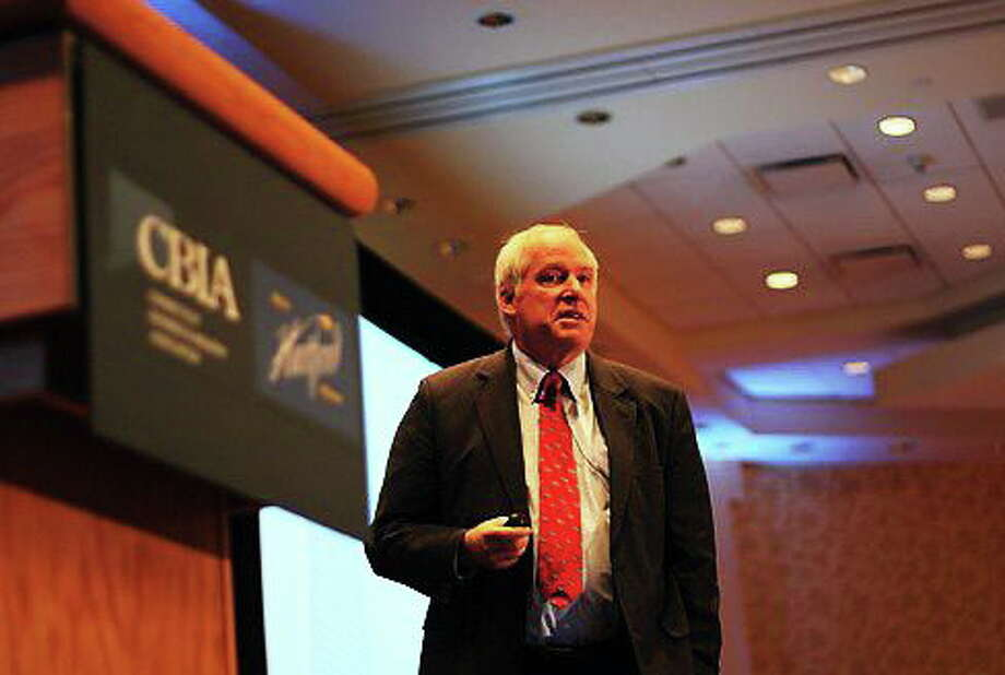 Federal Reserve Bank of Boston President and CEO Eric Rosengren. Christine Stuart/CT NewsJunkie Photo: Journal Register Co.