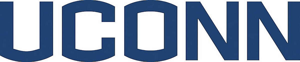 This image released by the University of Connecticut shows the school's new logo. (AP Photo/University of Connecticut)