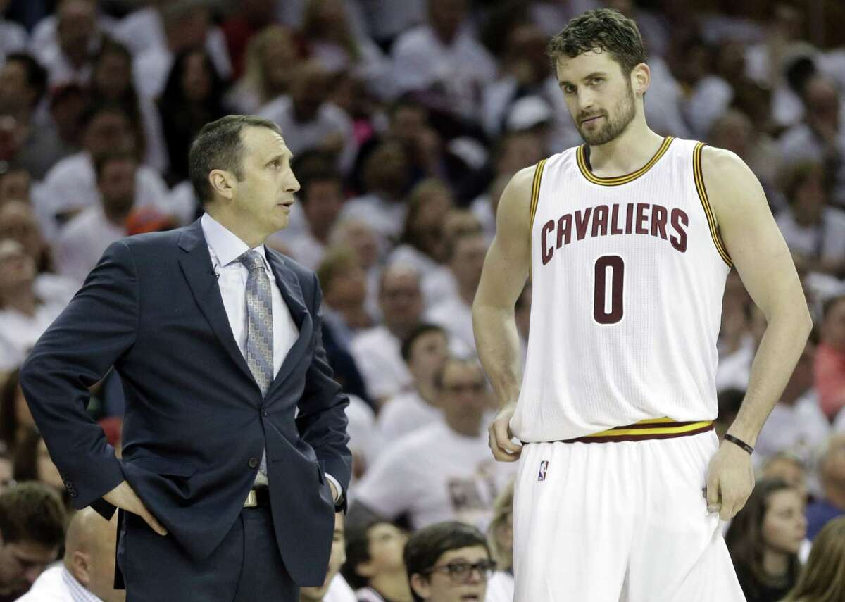 Kevin Love is opting out of the final year of his contract.