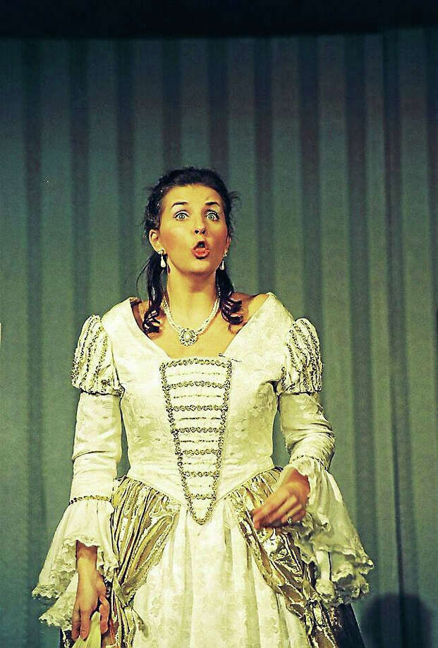 Contributed photo Jurate ävedaite plays the role of the Countess in the upcoming performance of Mozart's 'The Marriage of Figaro. The Nov. 7 performance will be held at the Middletown Performing Arts Center, hosted by the Middletown Concert Association and performed by the Connecticut Lyric Opera and Connecticut Virtuosi Chamber Orchestra. Photo: Journal Register Co.