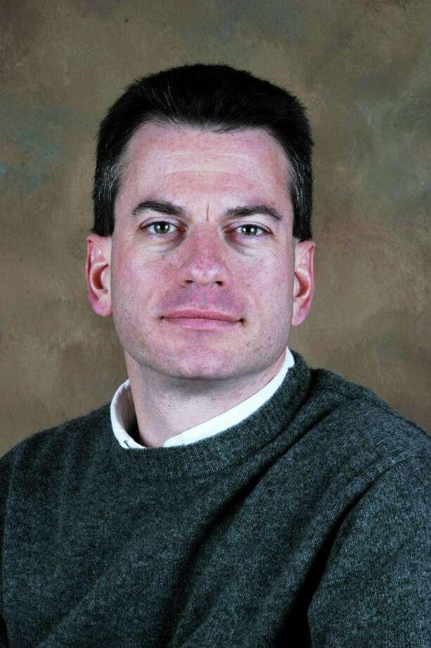 Mark Gius, professor of economics at Quinnipiac University. Photo: Journal Register Co.