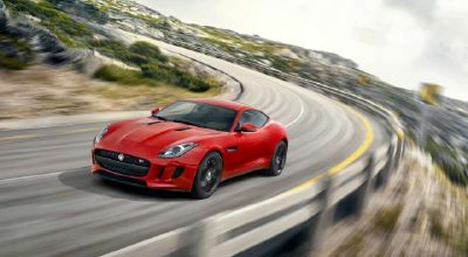The Jaguar F-TYPE R Coupé, the most dynamically capable, performance-focused, production Jaguar ever.