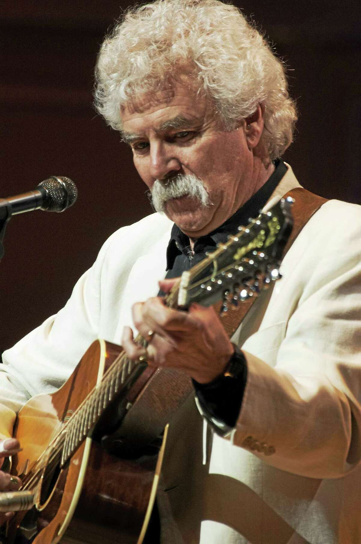 Photo by Bill Campbell Tom Rush is performing at Infinity Music Hall in Hartford June 28.