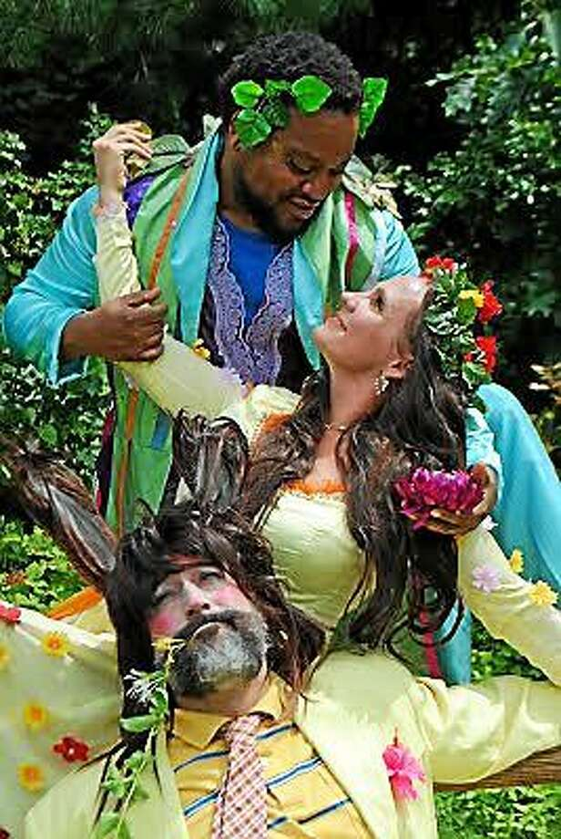 "Photo courtesy of ARTFARM ARTFARM will present Shakespeare's ""A Midsummer Night's Dream"" in July. Photo: Journal Register Co."