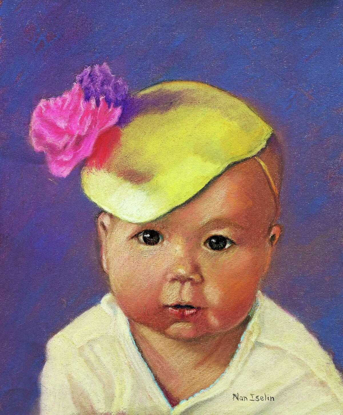 """""""Emily"""" by Nan Isselin."""