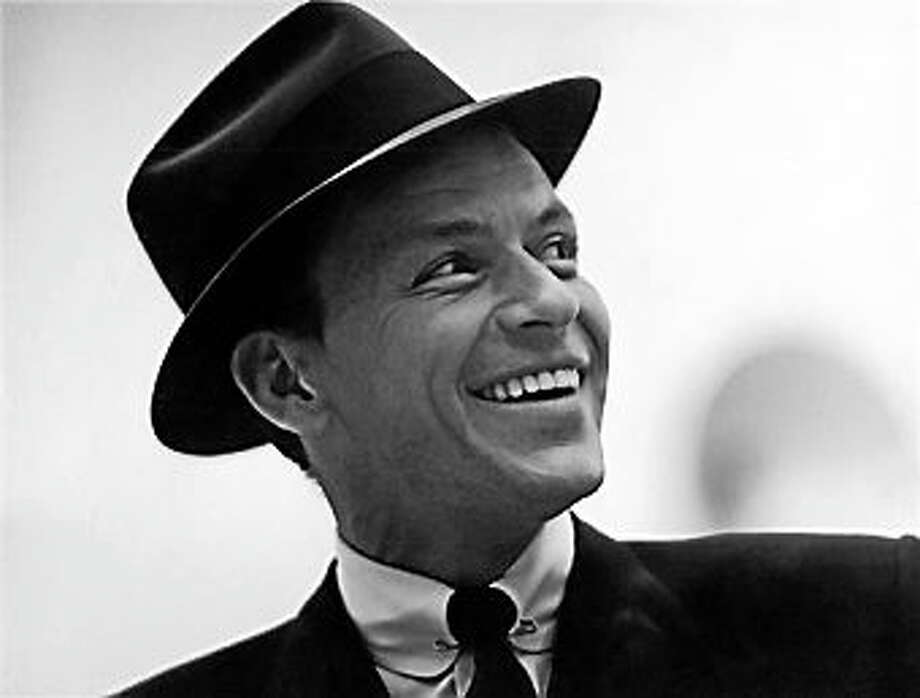 Frank Sinatra Photo: Journal Register Co.