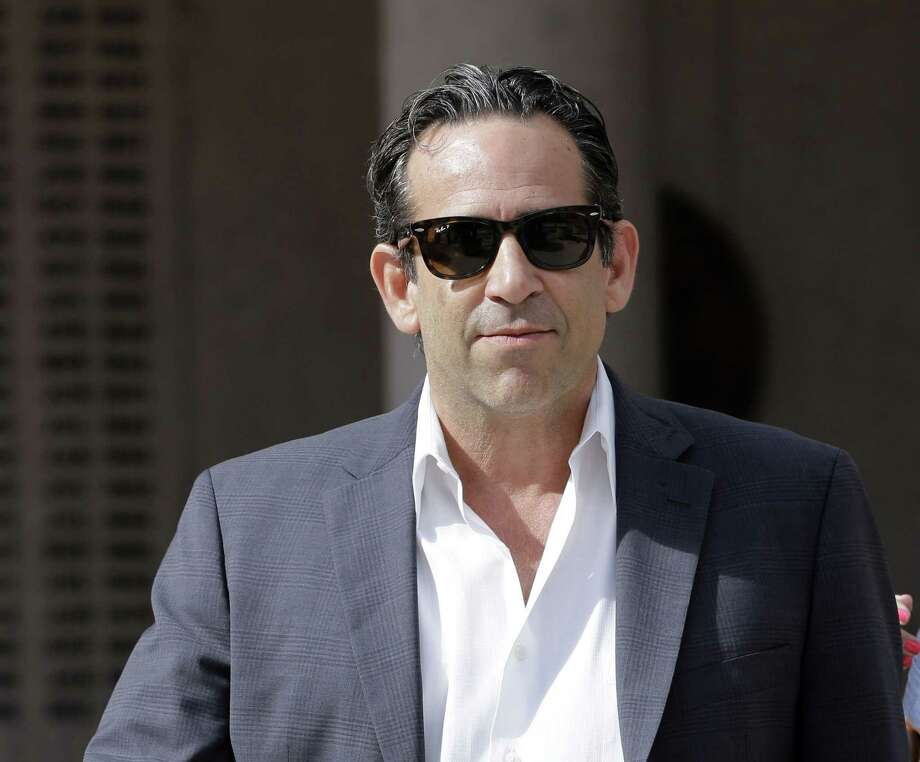 In this Aug. 5 file photo, Anthony Bosch, former owner of the Biogenesis of America clinic in Coral Gables, leaves federal court in Miami. Photo: Alan Diaz — The Associated Press File Photo  / AP