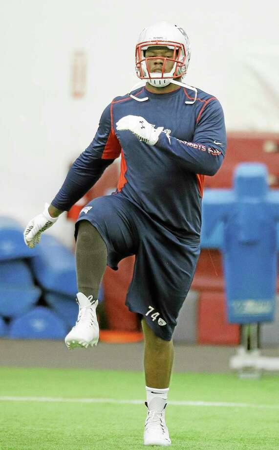 The New England Patriots signed first-round pick Dominique Easley on Monday. Photo: Stephan Savoia — The Associated Press  / AP