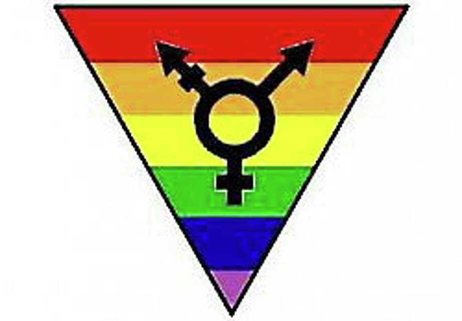 Wikipedia Commons Transgender symbol Photo: Journal Register Co.
