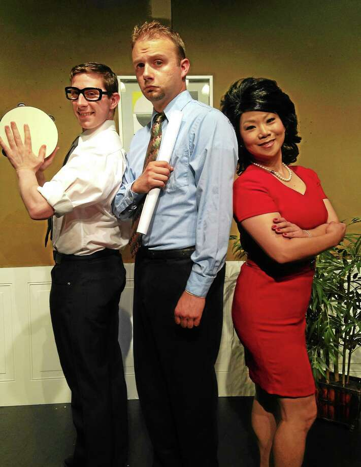 """""""The Nerd"""" is being staged at Berlin's CT Cabaret Theater. Photo: Photo Courtesy Of CT Cabaret Theater"""