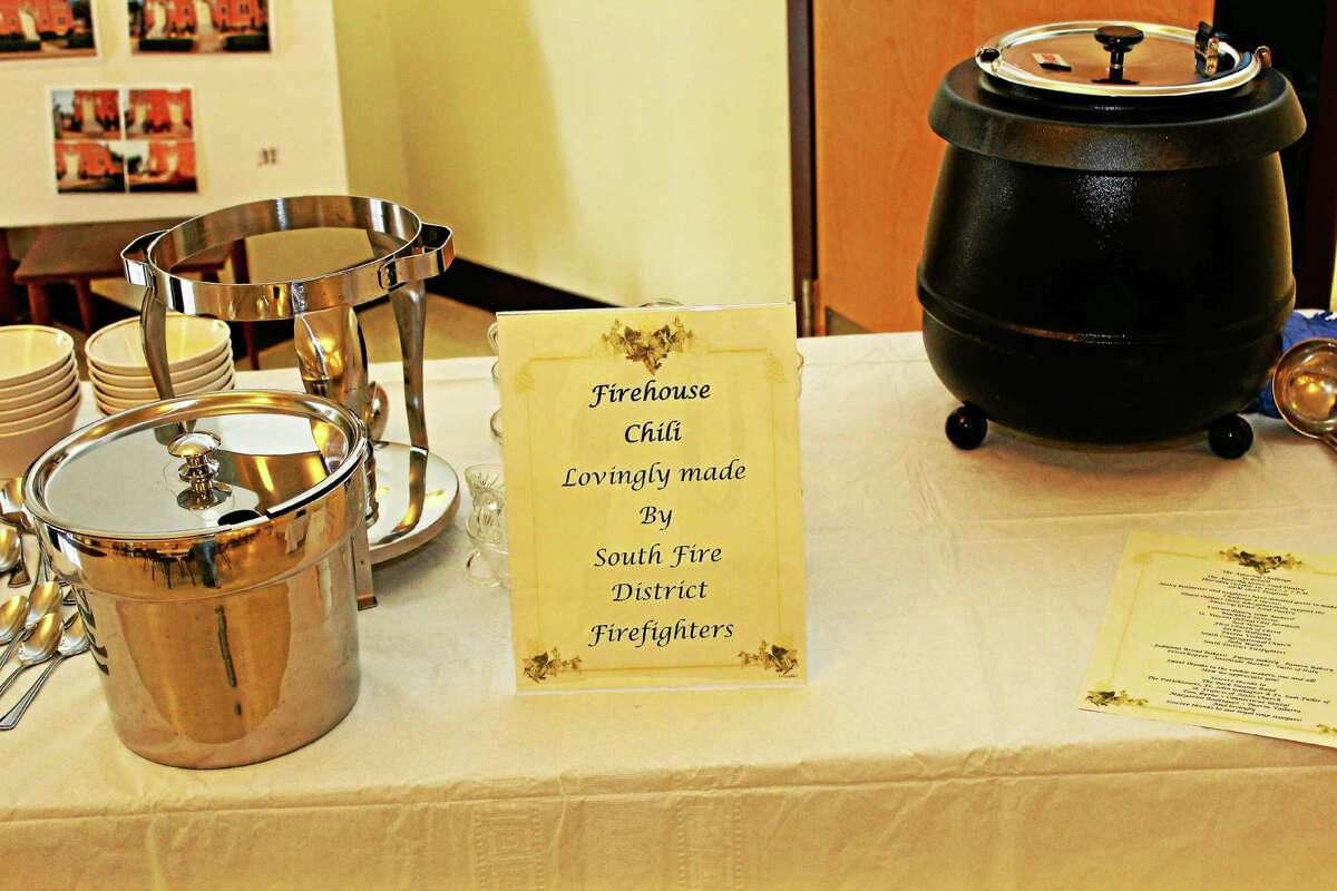 Middletown's M. Davitt Fox Parish Center at St. Francis of Assisi Church is the venu for the St. Vincent DePaul Amazing Grace Food Pantry soup supper benefit Thursday.