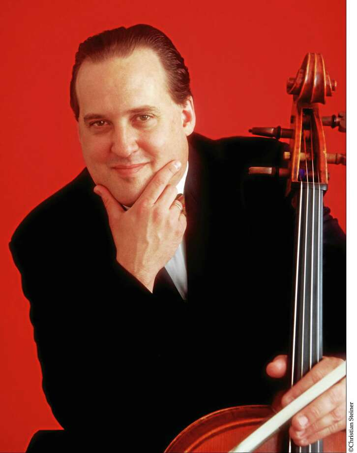 Cellist and artistic director Ronald Thomas will perform in three of the four programs presented by Chestnut Hill Concerts this August at The Kate in Old Saybrook. Photo: Submitted Photo