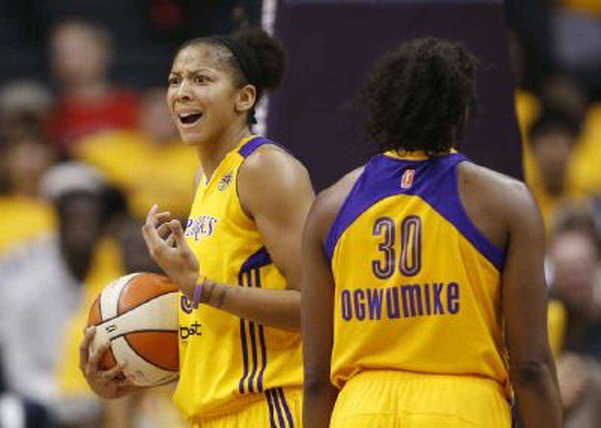 The Los Angeles Sparks were given up by their ownership and now the franchise's future is in flux with the season just months away.