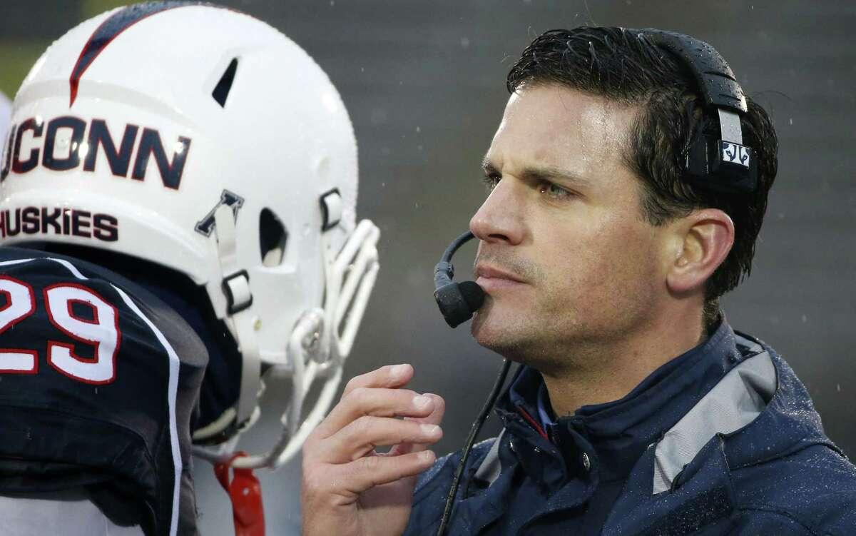 UConn head coach Bob Diaco has added Frank Verducci as the Huskies' offensive coordinator.
