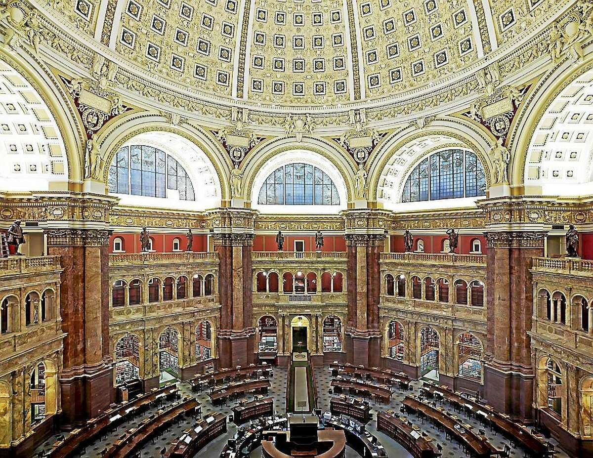 The Library of Congress in Washington, D.C.