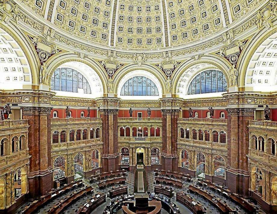 The Library of Congress in Washington, D.C. Photo: Courtesy Photo