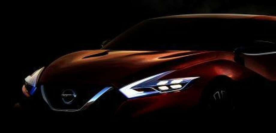 Nissan has announced that it will present a new sports sedan concept car at the North American International Auto Show in Detroit.