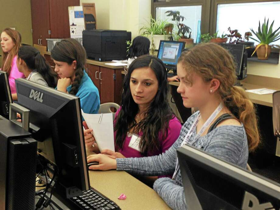 Funding from the state has helped sixth-grade students in Middletown, and nearby districts like Portland and East Hampton, to attend the Youth Mathematics and Technology Academy and spend time at Middletown High School and Middlesex Community College campus. Photo: File Photo
