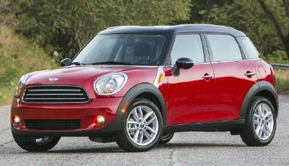 The Mini Cooper Countryman handles weather fair or foul, something you might not not expect of a car this size.