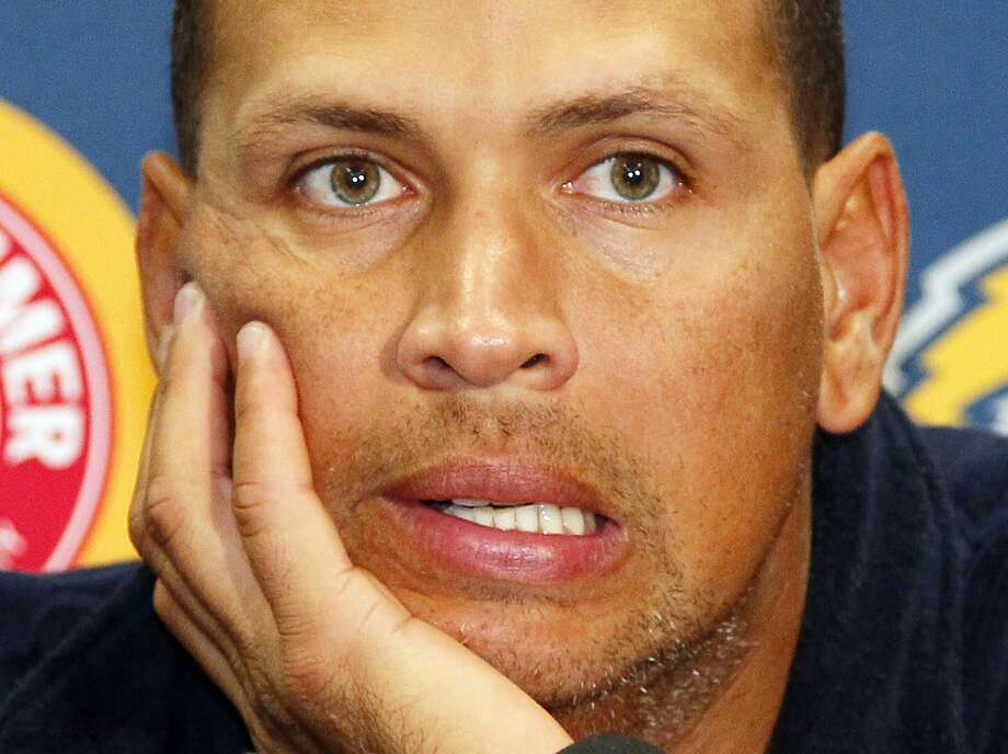 "Alex Rodriguez has issued a handwritten apology ""for the mistakes that led to my suspension"" but turned down New York's offer to use Yankee Stadium for a news conference and has failed to detail any specifics about his use of performance-enhancing drugs. Photo: Tom Mihalek — The Associated Press File Photo  / FR148949 AP"