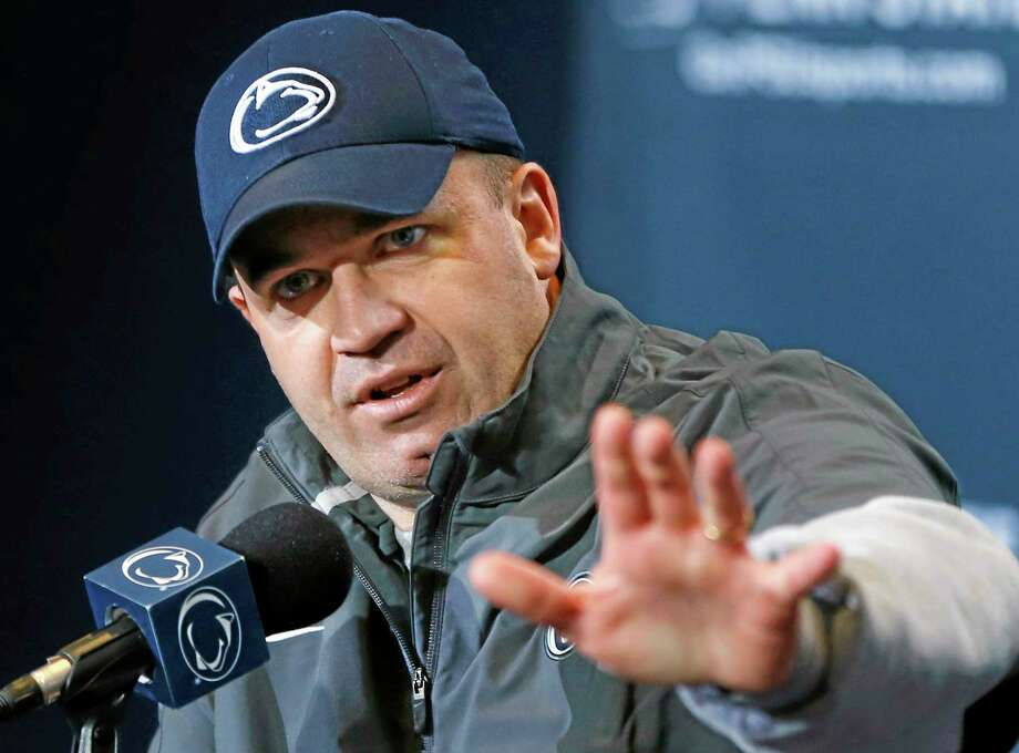 Former Penn State coach Bill O'Brien has reached an agreement to coach the Houston Texans. Photo: Keith Srakocic — The Associated Press  / AP