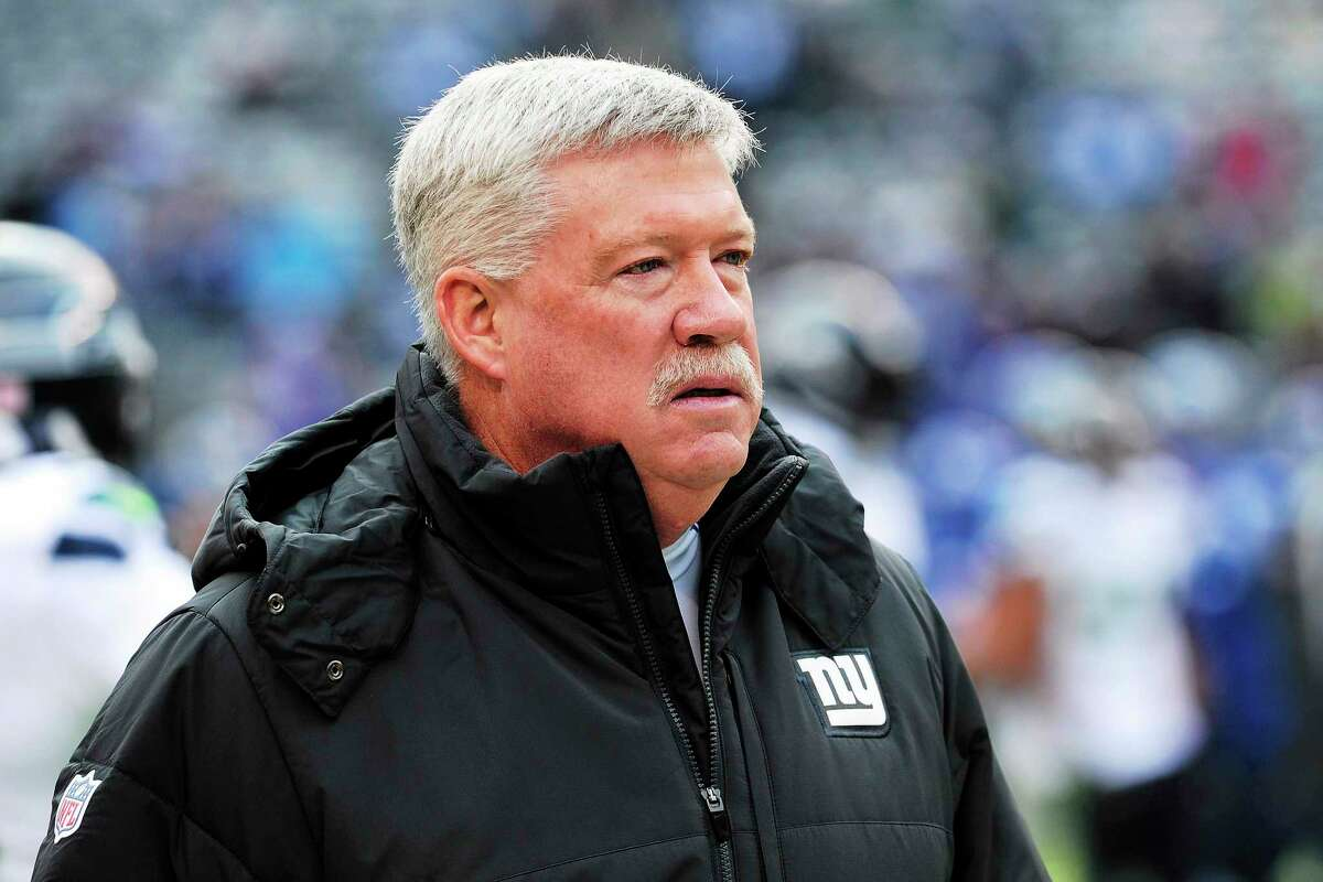 New York Giants offensive coordinator Kevin Gilbride announced his retirement on Thursday.
