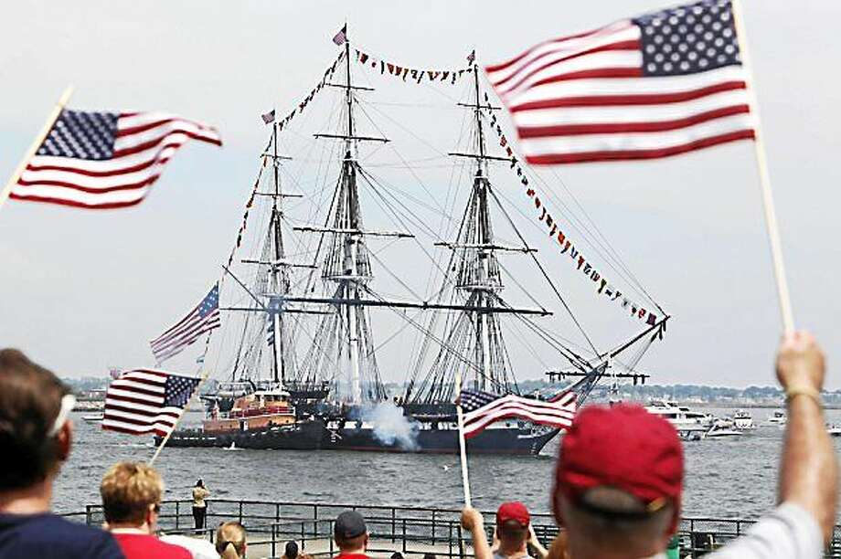 The USS Constitution Photo: 2011 AP File Photo