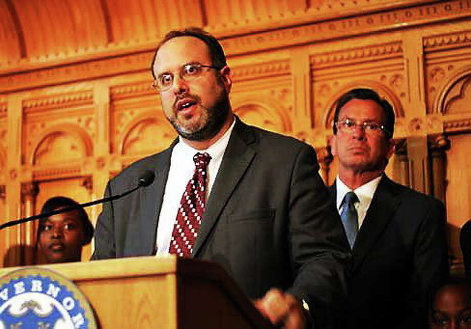 Education Commissioner Stefan Pryor. CT NewsJunkie file photo Photo: Journal Register Co.