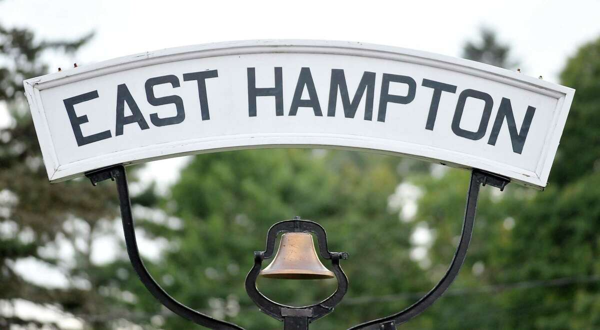 East Hampton's North Main Street was the scene Friday of a fatal accident in which a 79-year-old man was hit by a car.