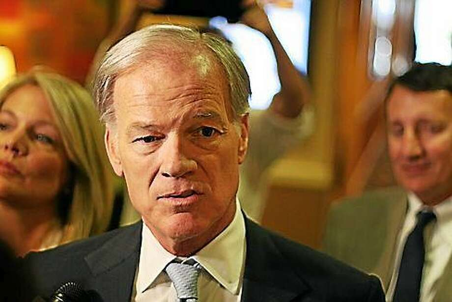 Tom Foley. CTNewsJunkie file photo Photo: Journal Register Co.