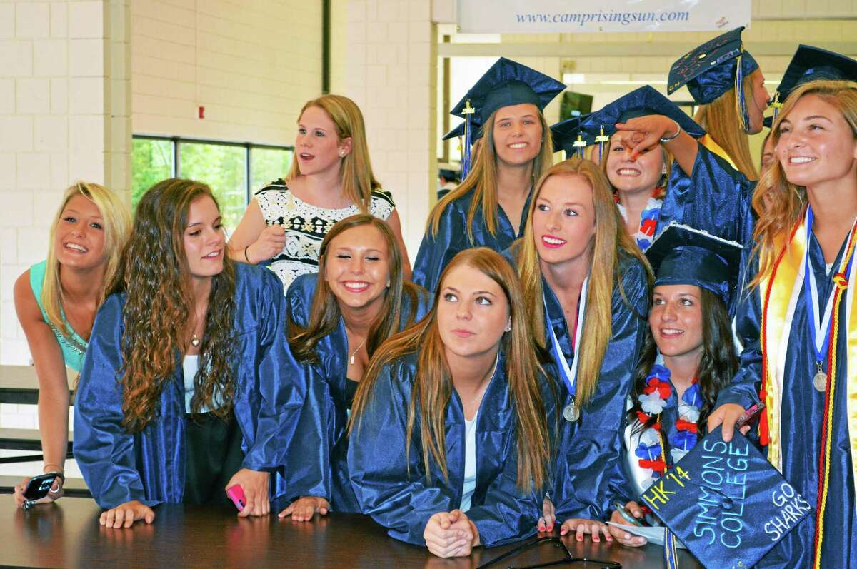 Cassandra Day - The Middletown Press The 154 members of the Haddam-Killingworth High School Class of 2014 graduated Friday in a ceremony that featured an award-winning children's author and alumnus as speaker.