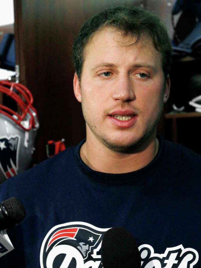 New England Patriots left tackle Nate Solder was injured in Sunday's game against the Cowboys in Dallas. Photo: Bill Sikes — The Associated Press File Photo  / AP