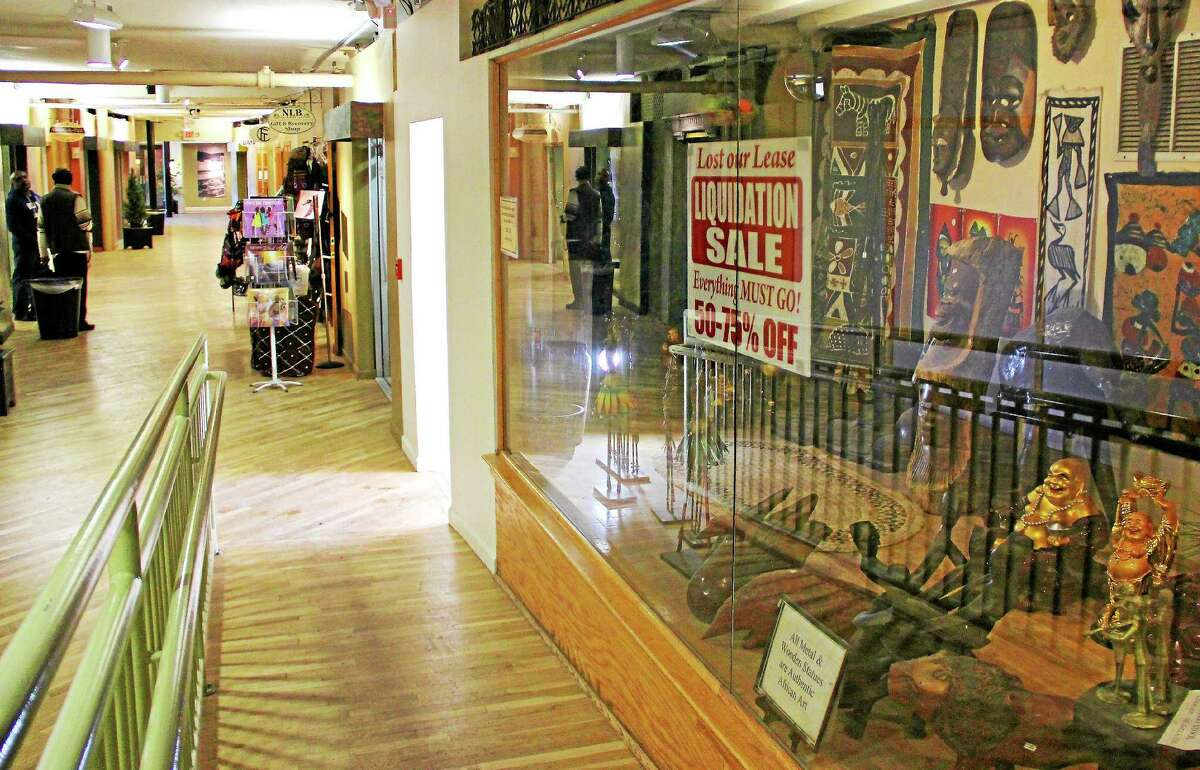 PBR Ltd. in Main Street Market is leaving the walking mall downtown after 17 years in business.