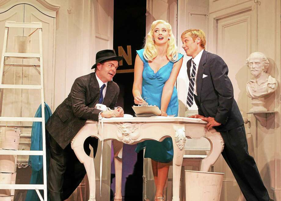 "Contributed photo""The Producers"" will be at the Palace in Waterbury for one show on Oct. 30. Photo: Journal Register Co."