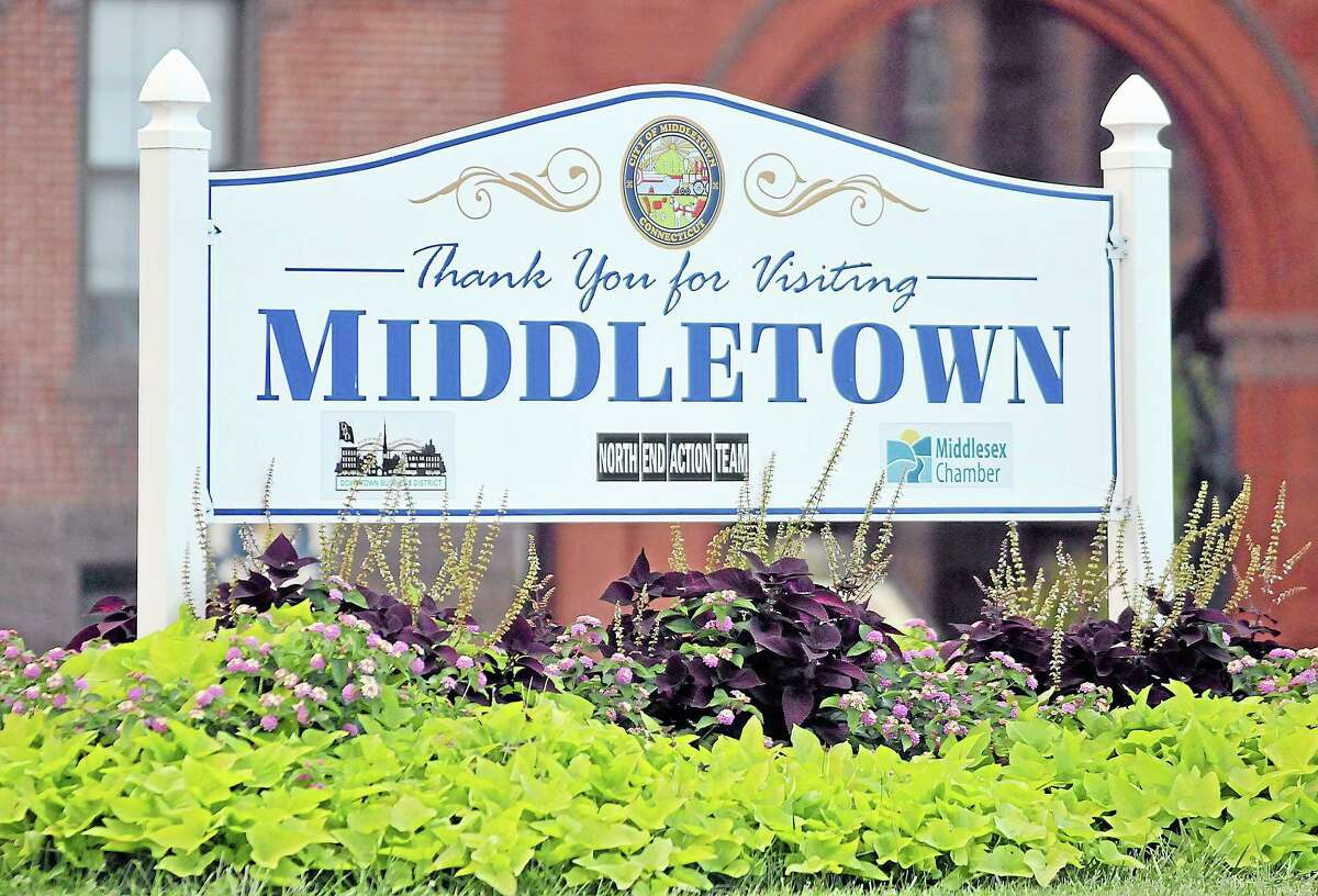Thank You for visiting Middletown. Catherine Avalone - The Middletown Press