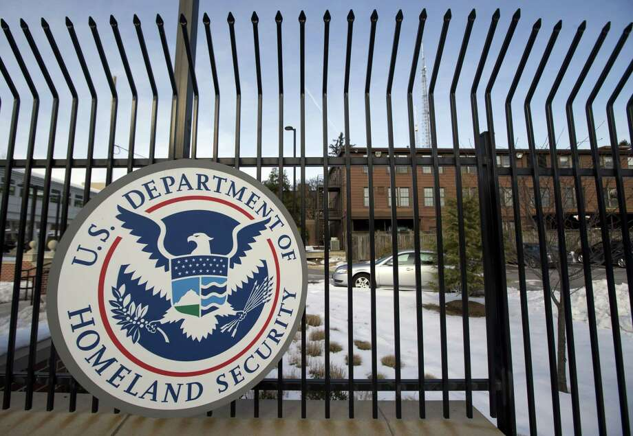 The Department of Homeland Security said in a statement June 4 that data from the Office of Personnel Management and the Interior Department had been hacked. Photo: FILE Photo  / AP