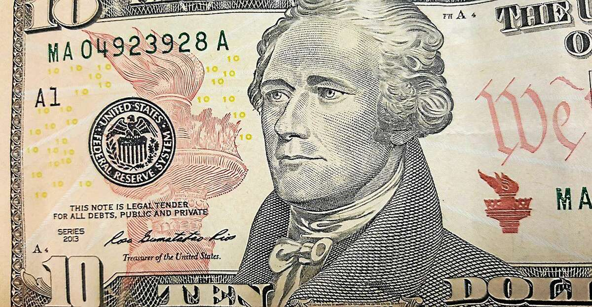 A new $10 will be unveiled in 2020 featuring the first woman on the nation's paper money in more than a century.