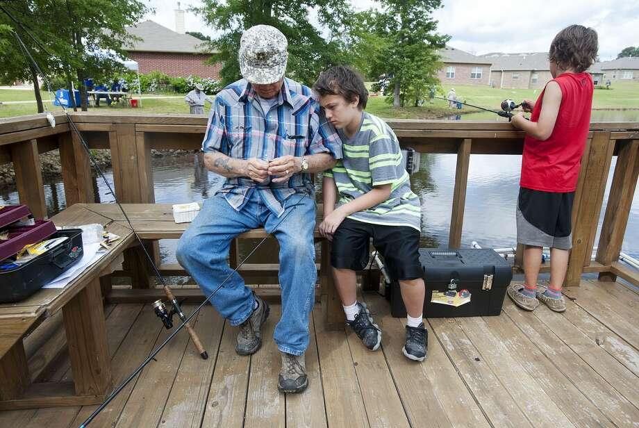 (Sarah A. Miller/The Tyler Morning Telegraph via AP) Photo: AP / The Tyler Morning Telegraph