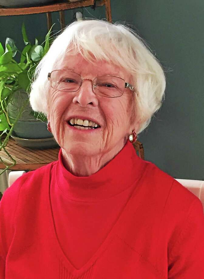 The Cromwell Junior Women's Club has honored Jean Tatro, a lifelong resident and a years-long volunteer throughout town, as woman of the year. Photo: Submitted Photo