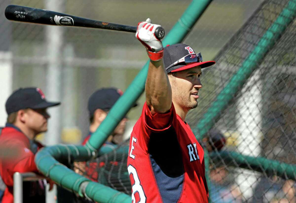 Boston Red Sox outfielder Grady Sizemore returned to action for the first time in over two years, playing three innings in a 5-2 win over Northeastern.